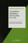 Image for Children's Hearings (Scotland) Act 2011