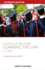 Image for Glanville Williams - learning the law