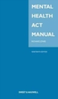 Image for Mental Health Act manual