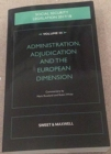 Image for Social Security Legislation 2017/18 Volume III : Administration, Adjudication and the European Dimension