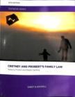 Image for Cretney & Probert's family law