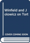 Image for Winfield and Jolowicz on tort