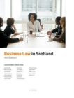 Image for Business law in Scotland