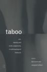 Image for Taboo  : sex, identity and erotic subjectivity in anthropological fieldwork