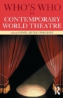 Image for Who's who in contemporary world theatre
