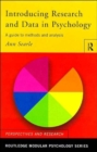 Image for Introducing research and data in psychology  : a guide to methods and analysis
