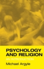 Image for Psychology and religion  : an introduction