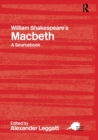 Image for William Shakespeare's Macbeth  : a sourcebook