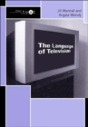 Image for The language of television