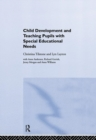 Image for Child development and teaching the pupil with special educational needs
