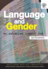 Image for Language and gender  : an advanced sourcebook