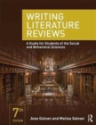 Image for Writing literature reviews  : a guide for students of the social and behavioral sciences