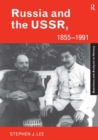 Image for Russia and the USSR, 1855-1991  : autocracy and dictatorship