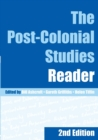 Image for The post-colonial studies reader