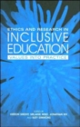 Image for Ethics and research in inclusive education  : values into practice