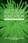 Image for Policy and power in inclusive education  : values into practice