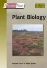 Image for Plant biology