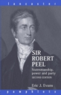 Image for Sir Robert Peel  : statesmanship, power and party