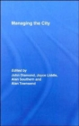 Image for Managing the city