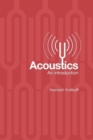 Image for Acoustics  : an introduction