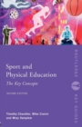 Image for Sport and physical education  : the key concepts
