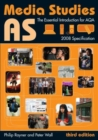 Image for AS media studies  : the essential introduction for AQA