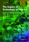 Image for The impact of technology on sport II