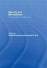 Image for Security and Development : Investing in Peace and Prosperity