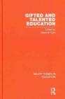 Image for Gifted and Talented Education