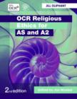 Image for OCR religious ethics for AS and A2