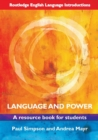 Image for Language and Power : A Resource Book for Students