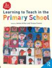 Image for Learning to teach in the primary school