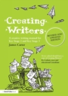 Image for Creating writers  : a creative writing manual for Key Stage 2 and Key Stage 3