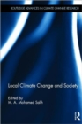 Image for Local climate change and society