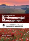Image for Introduction to environmental management  : for the NEBOSH national certificate in environmental management