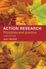 Image for Action research  : principles and practice