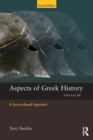Image for Aspects of Greek history, 750-323 BC