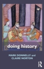 Image for Doing history