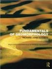 Image for Fundamentals of geomorphology