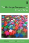 Image for The Routledge companion to education