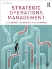 Image for Strategic operations management