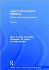 Image for Japan's international relations  : politics, economics and security