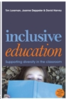 Image for Inclusive education  : a practical guide to supporting diversity in the classroom
