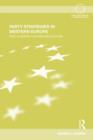 Image for Party strategies in Western Europe  : party competition and electoral outcomes
