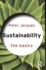 Image for Sustainability  : the basics