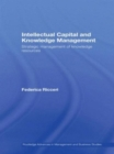 Image for Intellectual capital and knowledge management  : strategic management of knowledge resources