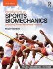 Image for Introduction to sports biomechanics  : analysing human movement patterns