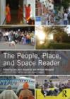 Image for The people, place, and space reader