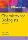 Image for Chemistry for biologists