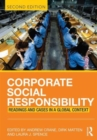 Image for Corporate social responsibility  : readings and cases in a global context